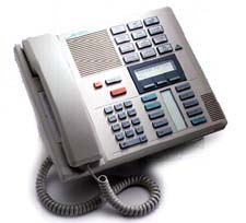 Nortel M7310 Telephone Set