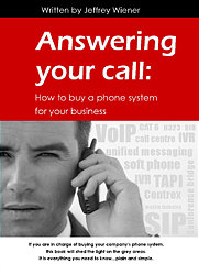 Digitcom's Book: Answering your call. How to buy a phone system for your business.